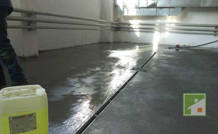 Пропитка для бетона глубокого проникновения от влаги купить купить бетон в60 москва