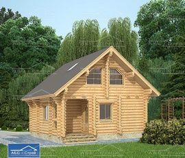 Проект дома Бани Альфа