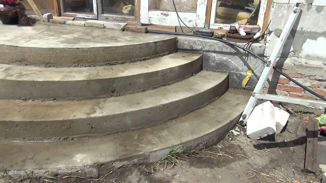 Купить крыльцо к дому из бетона тощий бетон как укладывается