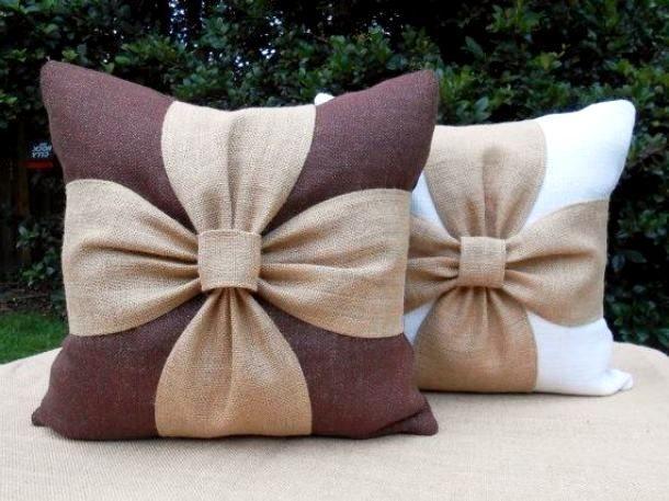 Красивые декоративные подушки на диван: делаем правильный выбор