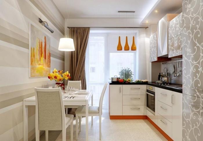 Кухня на 12 кв.м: особенности планировки и оформления