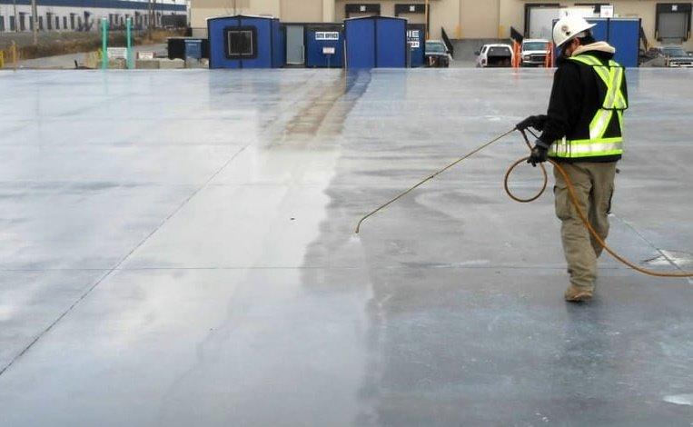 Почему пузыриться бетон купить раствор цементный спб