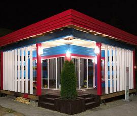 Проект дома Бани Коктебель 36