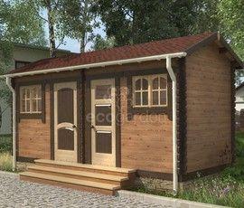 садового домика-хозблока «Навара-2»