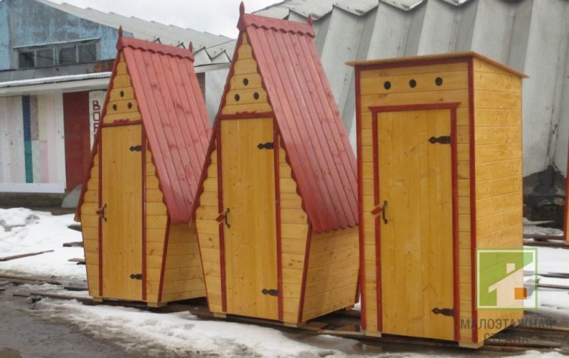 Туалеты для дачи: разновидности конструкций, этапы монтажа, примеры на фото и видео