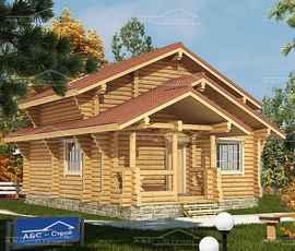 Проект дома Бани Рафаэлла