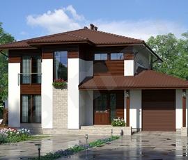 Проект дома ПД-351-1-183 / Крым
