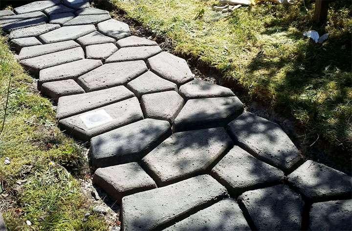 Дорожки из бетона купить бетон судак куплю