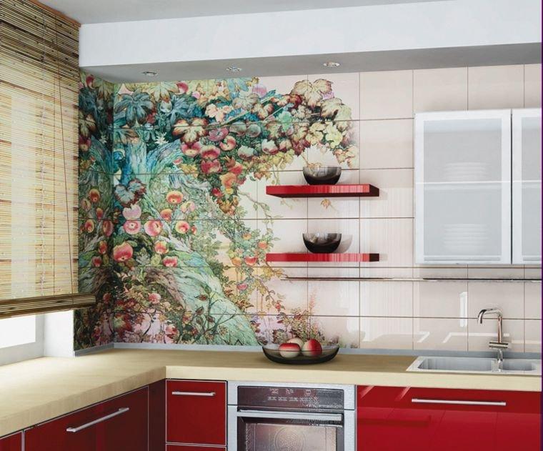 Как правильно выбрать кафель для кухни: виды материалов для пола, стен и фартука