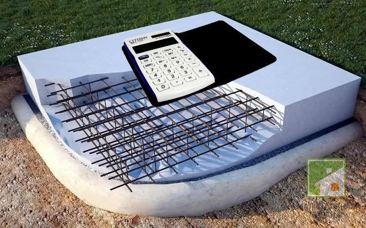 калькулятор керамзитобетона плита