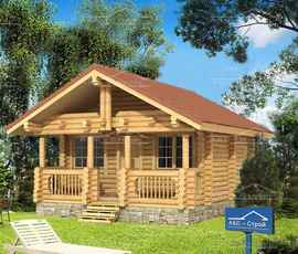 Проект дома Бани Терма