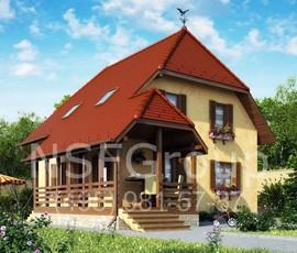 Проект дома ДОК-184 / Бавария