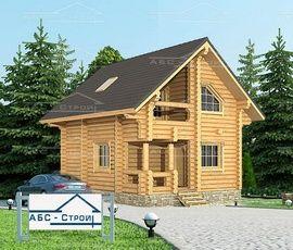 Проект дома Бани Ракушка