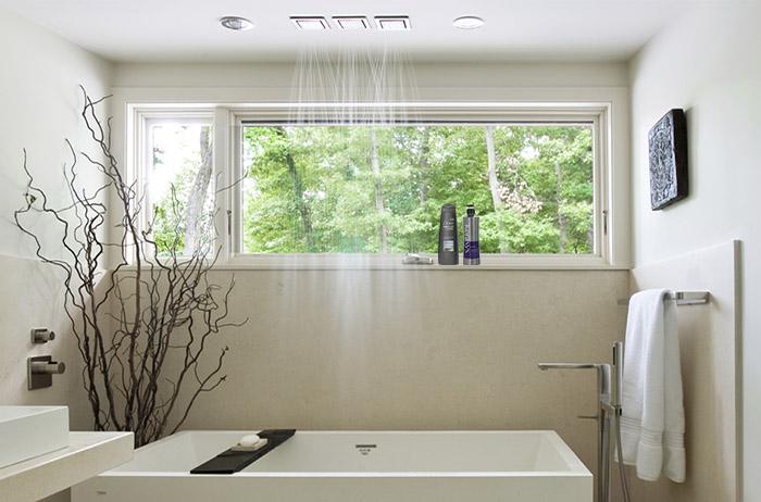 Окно в ванной комнате: важные нюансы и тонкости дизайна