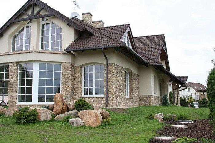 Каменные дома строительство в Москве