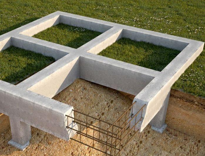 фундамент цена за работу за куб