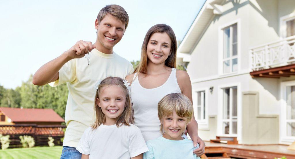 Еще одна счастливая семья