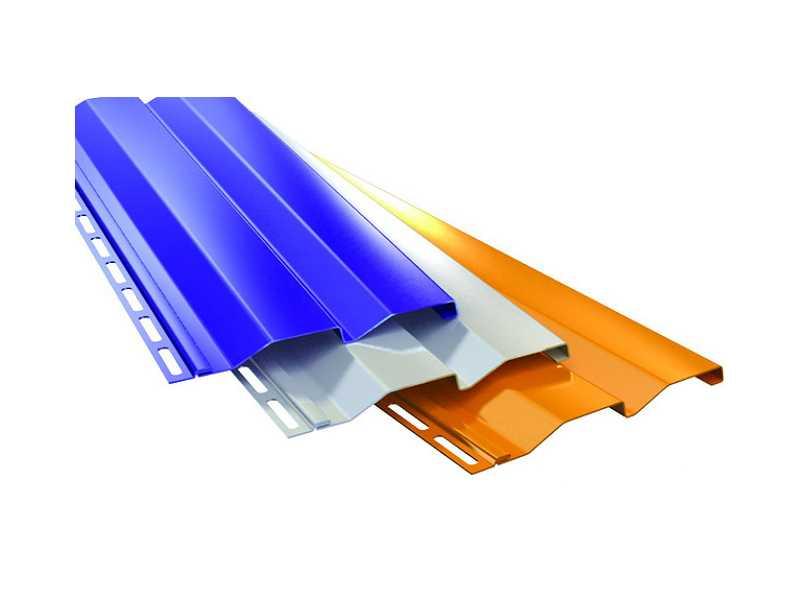 сайдинг металлический для наружной отделки дома