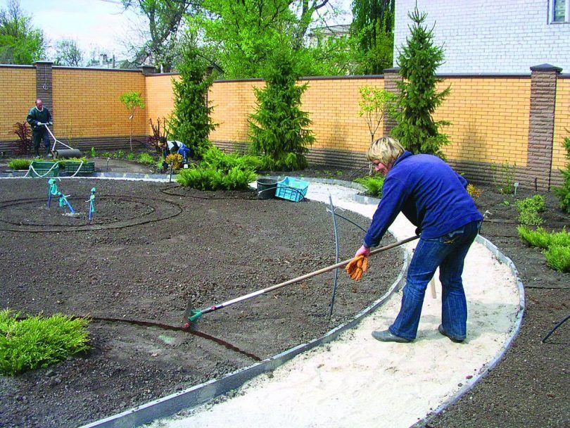 почва для газона какая должна быть