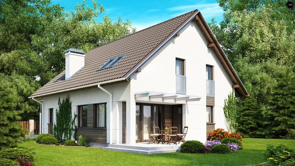 Преимущества и недостатки выбора проектов домов из газобетона