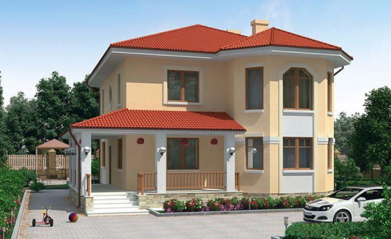 построить дом из блоков