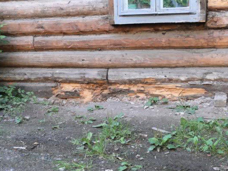 замена нижних венцов деревянного дома стоимость работ