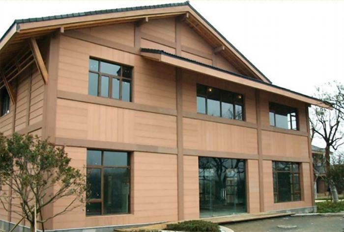 Панели для фасада дома