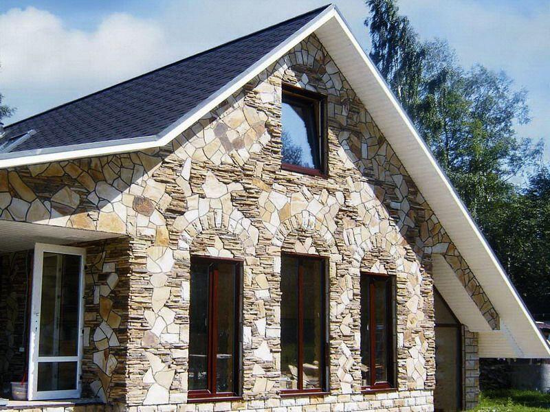 материалы для наружной отделки стен дома