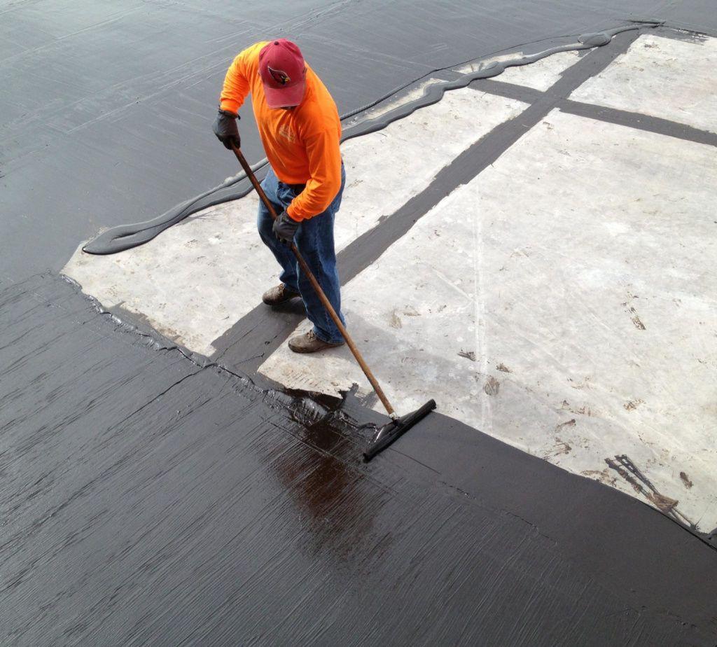 гидроизоляция крыши материалы