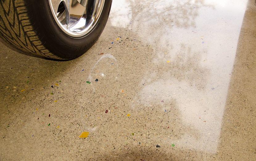 резиновая краска по бетону для пола в гараже
