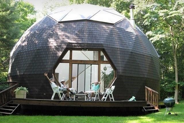 купольный дом цена