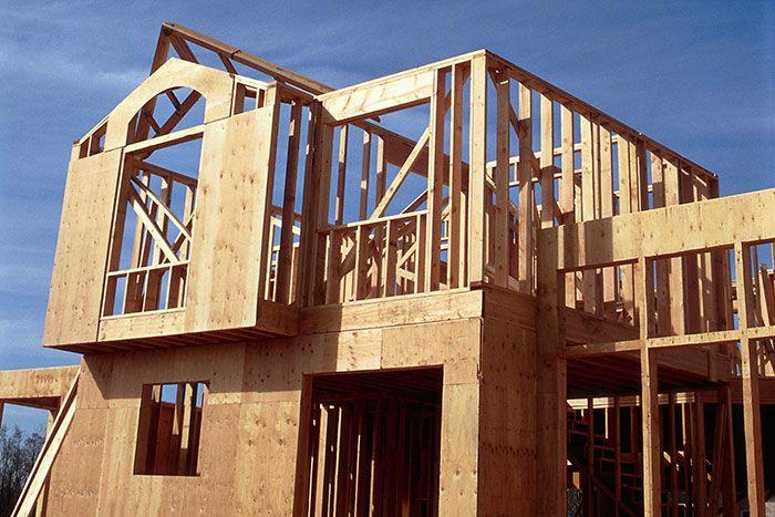 Строительство каркасно щитового дома под ключ