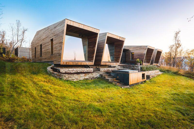 Модульный дом от студии Stinessen Arkitektur
