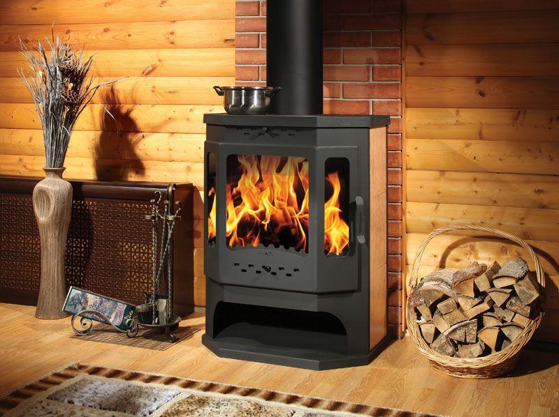 печь камин для дома на дровах