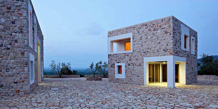 Cтроительство каменных домов под ключ