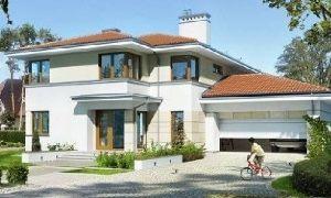 проекты блочных домов