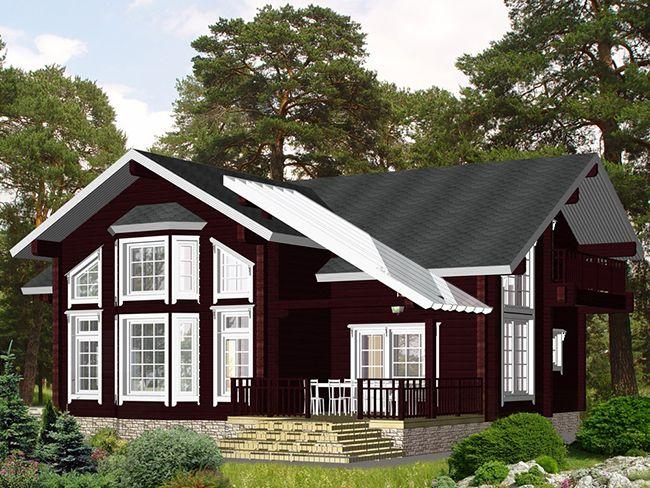 финский дом проекты и цены