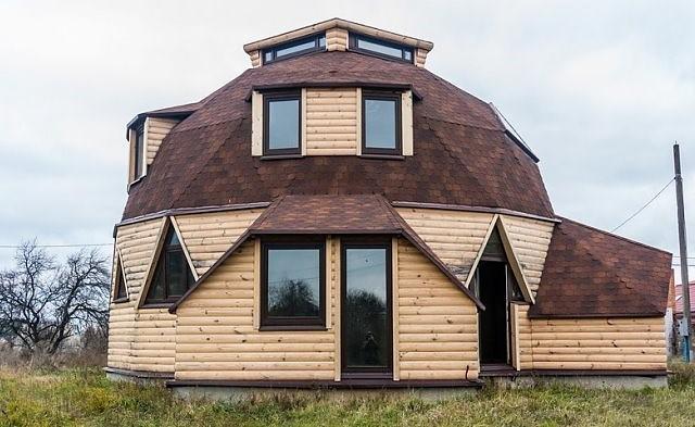 купольные дома проекты и цены