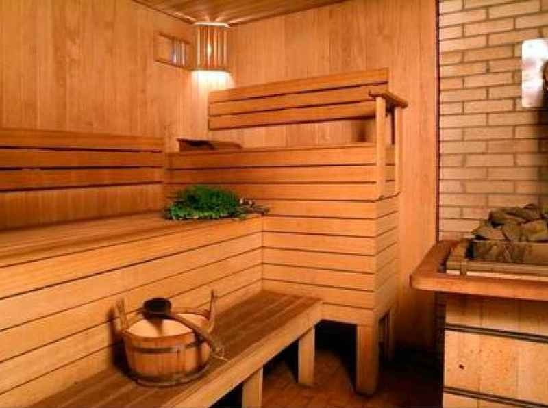 пропитка для бани внутри