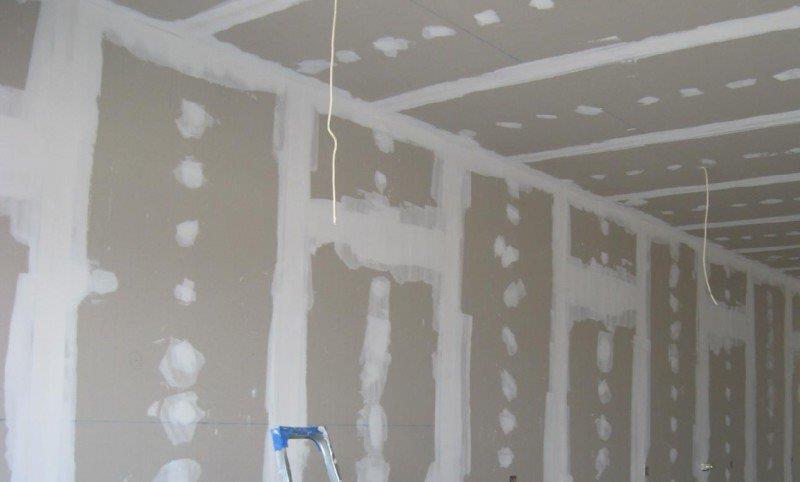 материалы для внутренней отделки стен дома