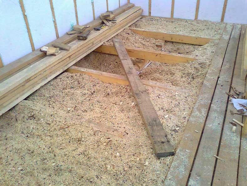 утеплитель для потолка в деревянном доме какой лучше