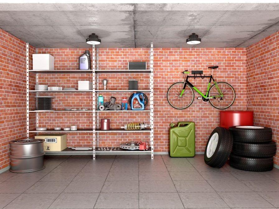 Плитка для гаража