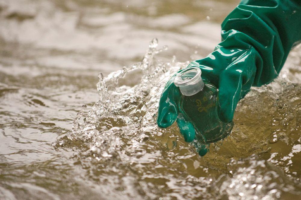Заражение питьевой воды опасно для здоровья и жизни
