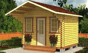 садовые домики под ключ недорого