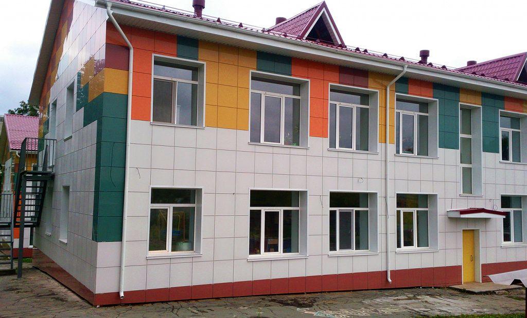 облицовочная плитка для фасада дома