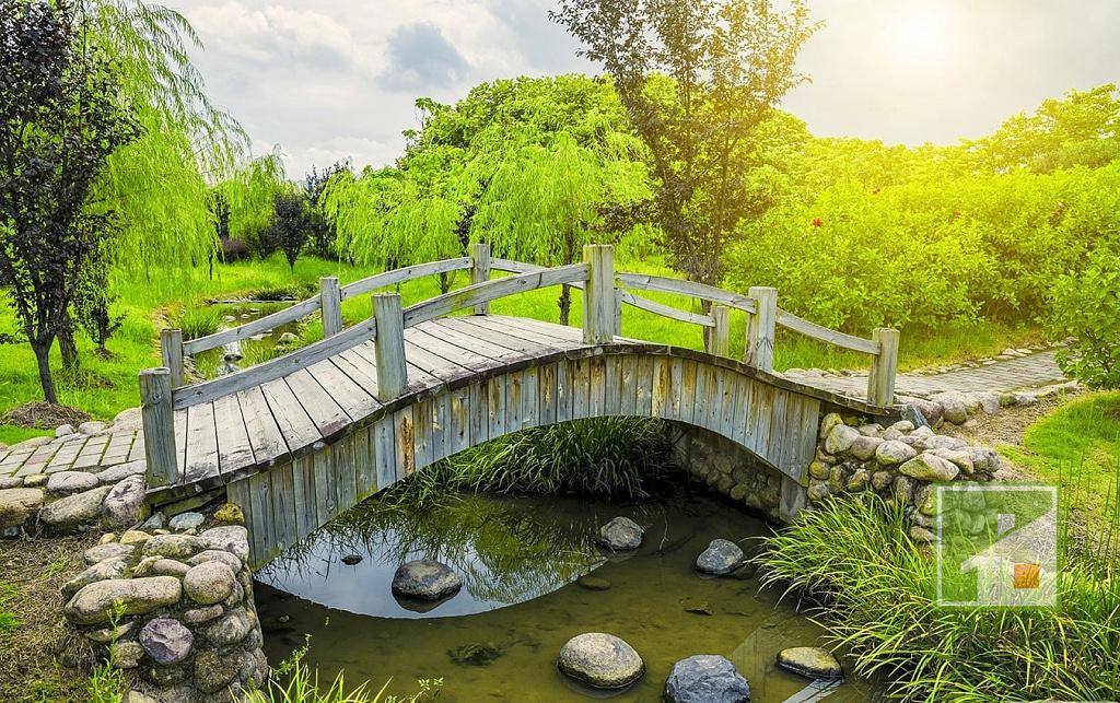 Деревянные мосты: особенности, классификация, строительство