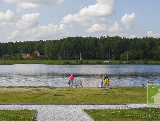 Коттеджный посёлок «Белое Озеро»