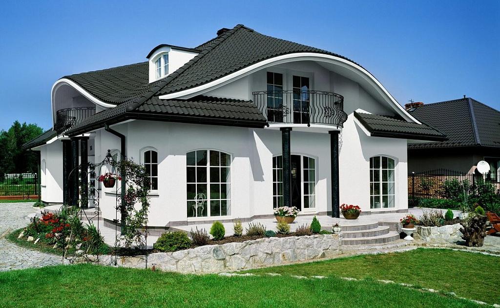 Практичные и красивые крыши – отличная подборка решений, чтобы выделить свой дом