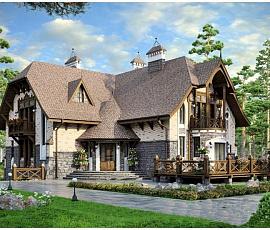 Проект дома 53-450