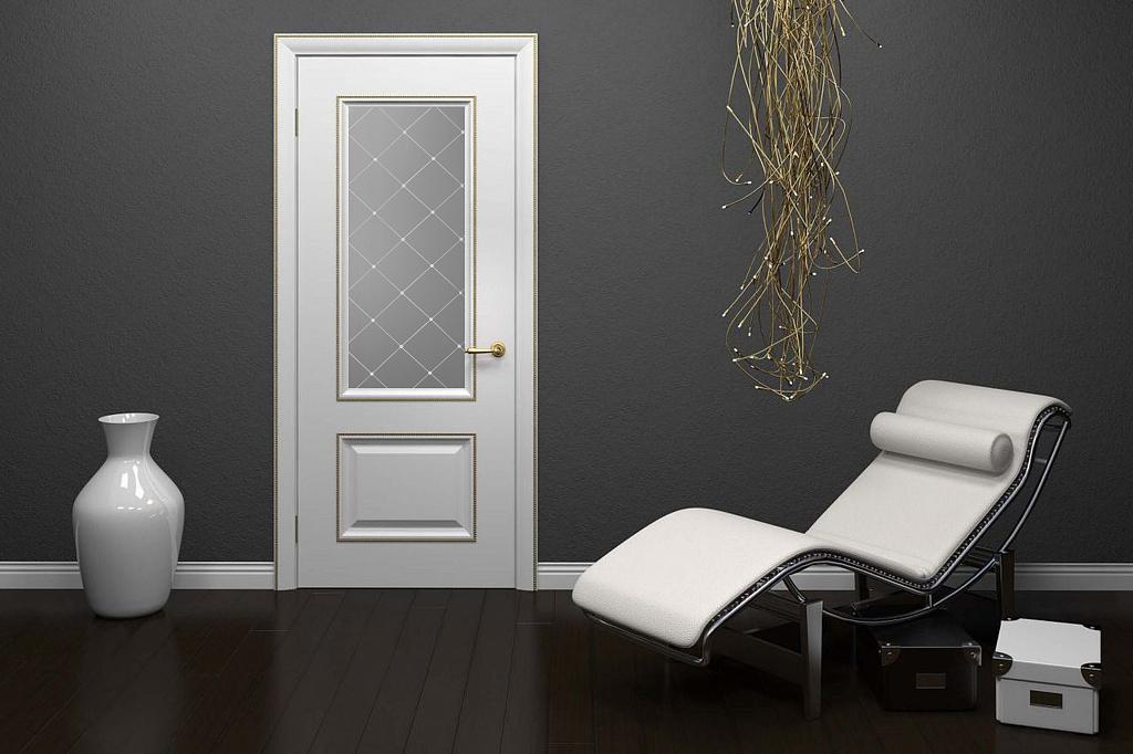 Белые двери в интерьере: как создать гармонию